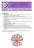 Innere Alchemie Basisübungen