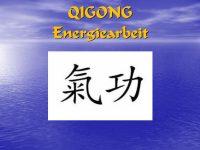 Taiji und Qigong